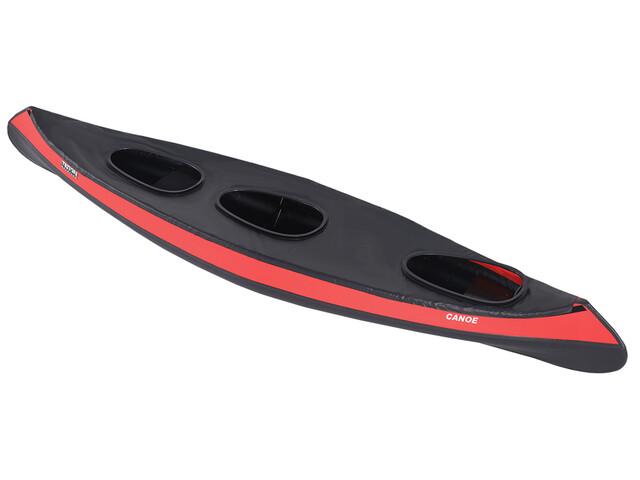 Triton advanced Canoe met 3 luiken zwart